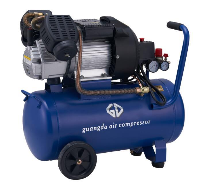 Ce Approved 50L 3HP Direct Driven Air Compressor (ZVA50)