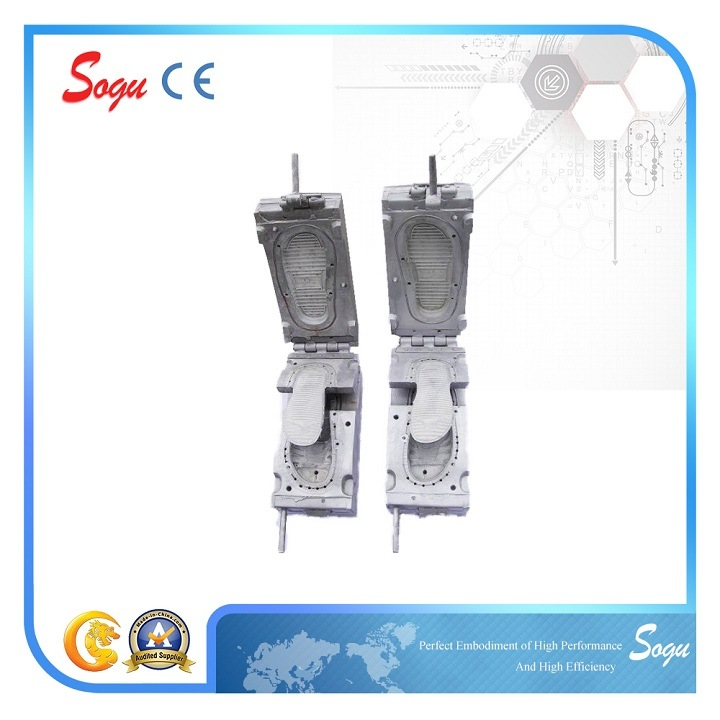 PVC Air Blowing Shoe Upper Mould