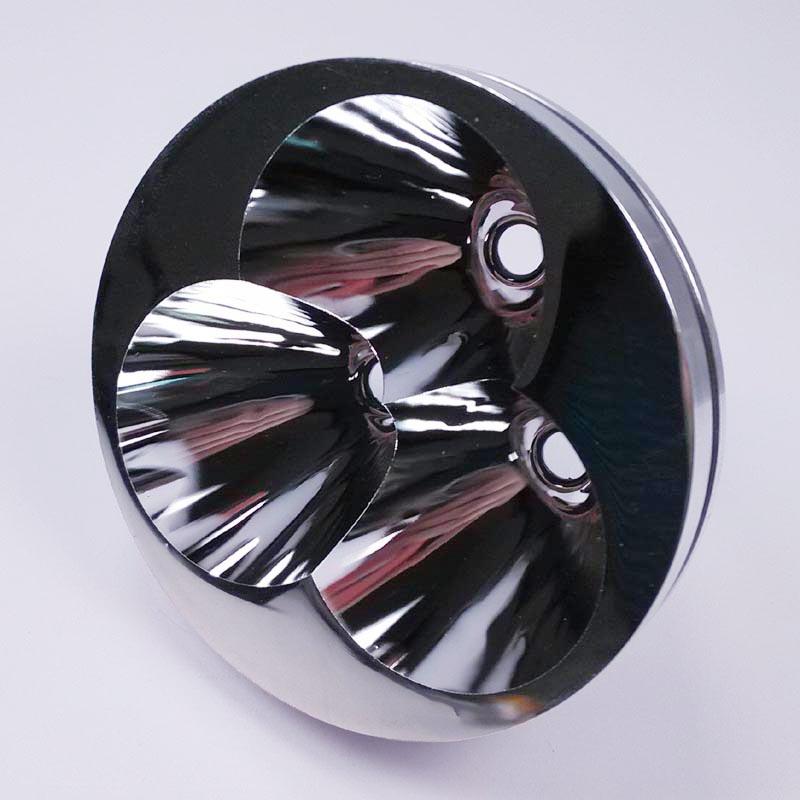 Aluminum Reflection Part for Flashlight