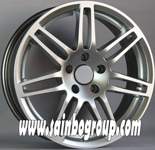 19inch Alloy Wheels for VW Transporter Van