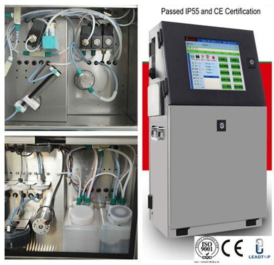 Lt-K68c Automatic Inkjet Coding Machine