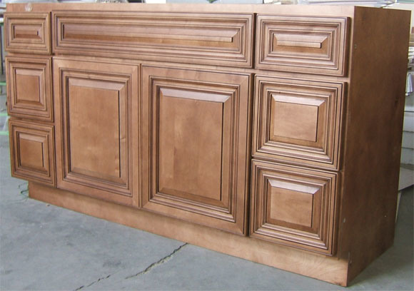 china maple bathroom vanity kitchen cabinet coffee color