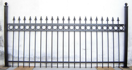 Wasatch steel february 2013 - Your guide to metal fence panels for privacy and safety ...
