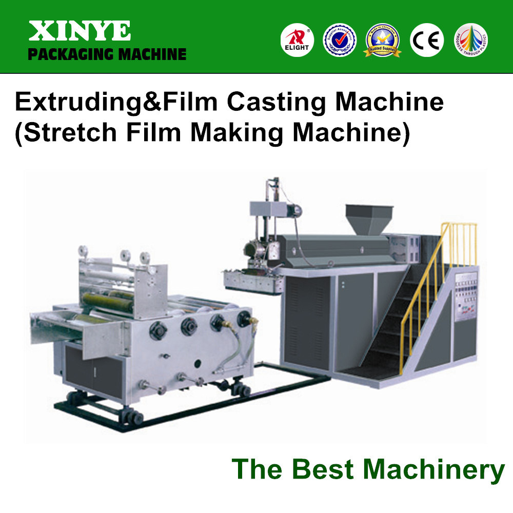 Zhejiang Manufacture Stretch Casting Film Machine