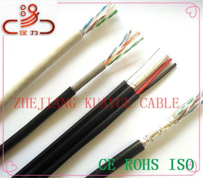 SFTP Cat 5e Cables/Computer Cable/ Data Cable/ Communication Cable/ Connector/ Audio Cable