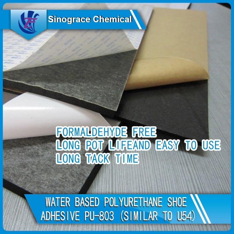 High Solid Content Polyurethane Shoe Adhesive