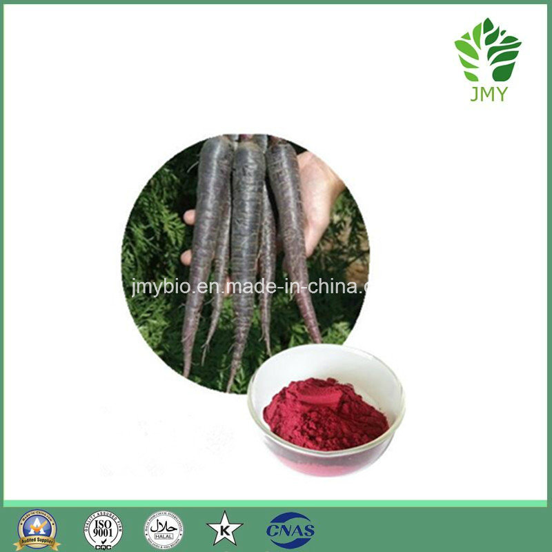High Quality Black Radish/Carrot Extract, Carotene Powder Vitamin C+B