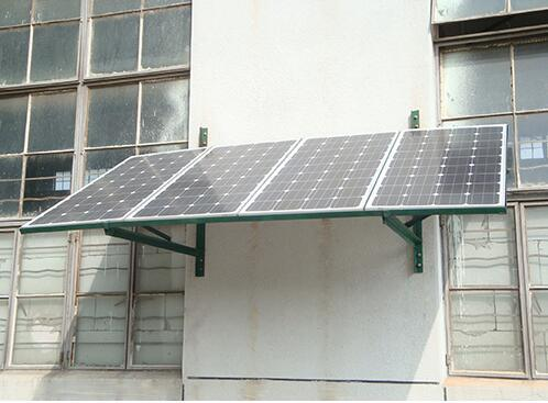 off-Grid Split Type 100% Solar Energy Power Air Conditioner