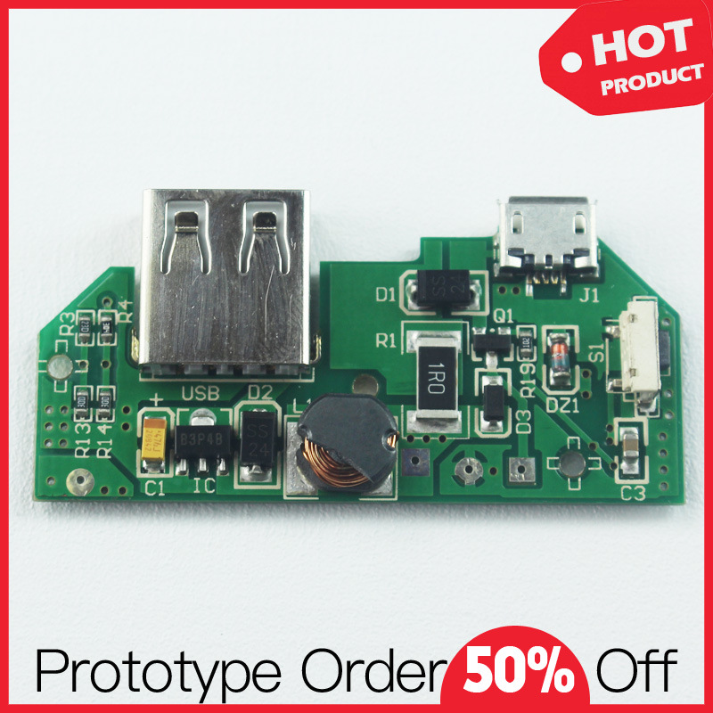 Small Batch Complex PCB Electronic Assembly