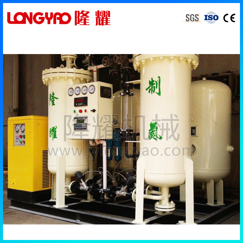 High Performance Nitrogen Generation with SGS Ce