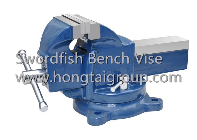 Swordfish Heavy Duty Swivel Without Anvil Bench Vise