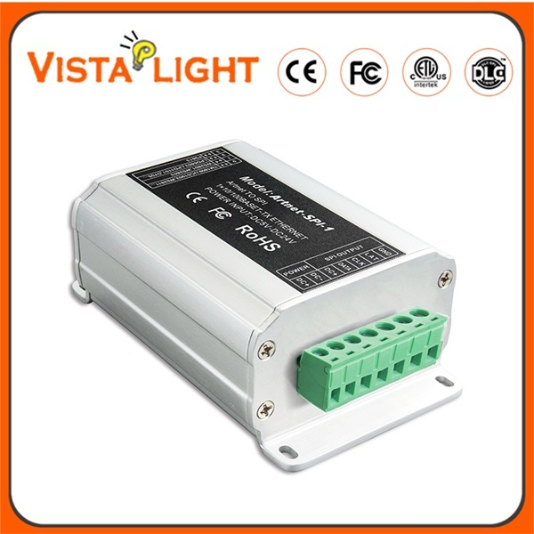 Artnet Input Signal LED Controller LED Dimmer LED Power Supply