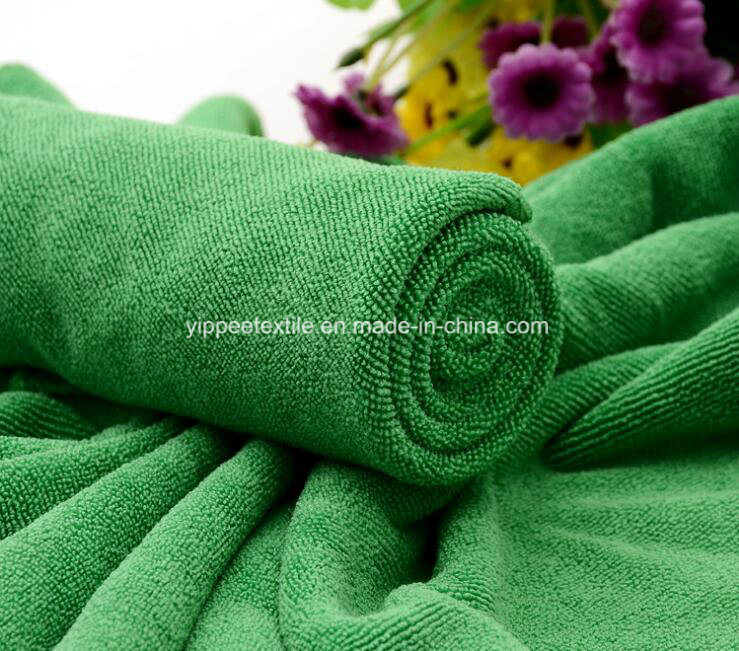 Microfiber Towel, Made of 80%Polyester 20%Polyamide