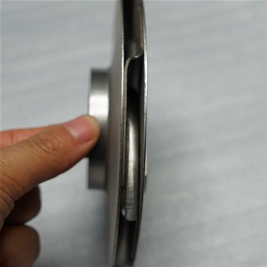 Pressed Steel Punching Process in Sheet Metal
