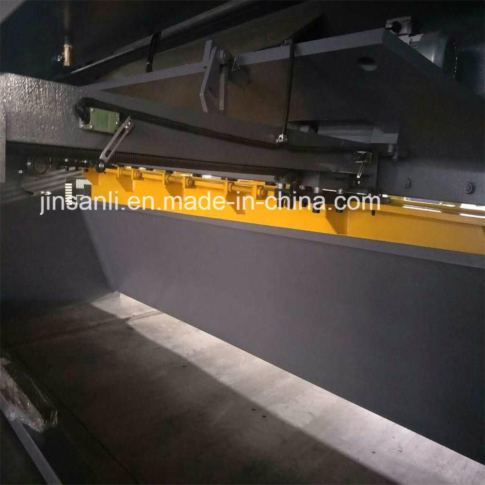 Shanghai Jinsanli Metal Sheet Plate Shearing Machine, Cutting Equipment with Best Quality