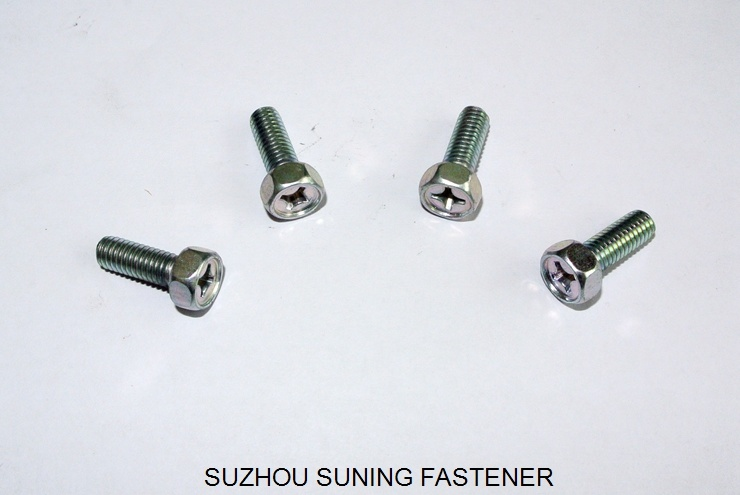 ISO7380 Hexagon Socket Button Head Screws
