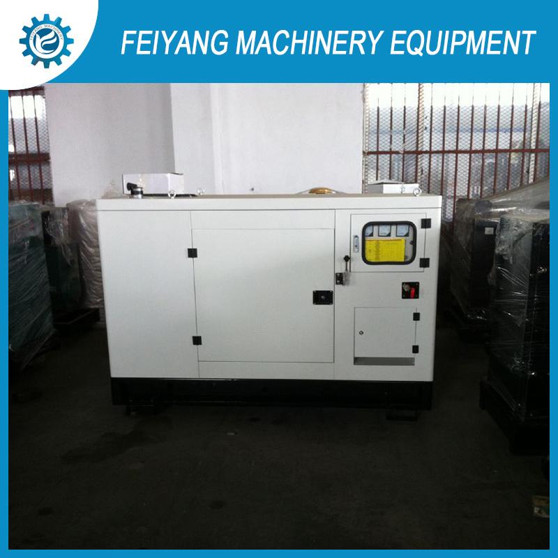 375kVA/300kw Diesel Generator with Doosan Engine P158le