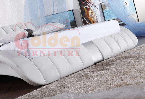 2016 New Style Soft and Cheap Beds Bedroom Furniture G926