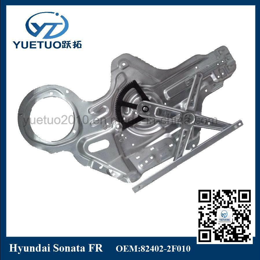 Car Parts Window Regulator for Hyundai KIA 82401-2f010, 82402-2f010