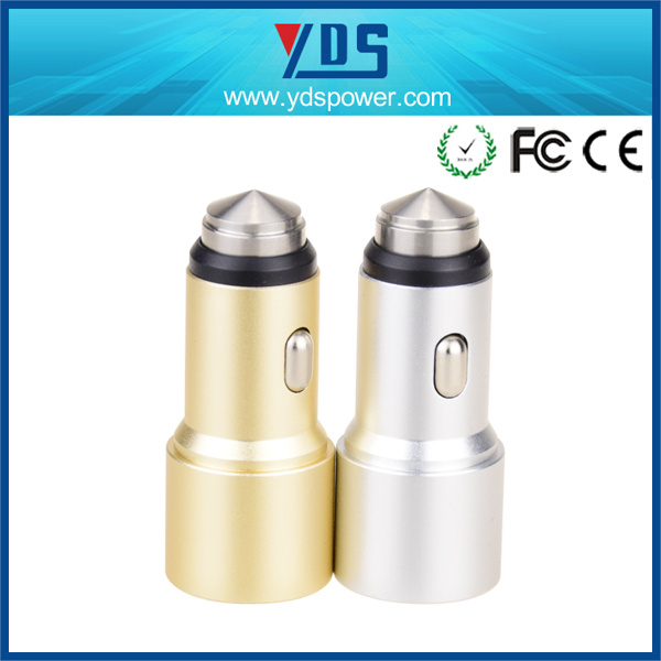 Hot Selling 5V 3.1A Dual USB Car Charger, Travel Charger