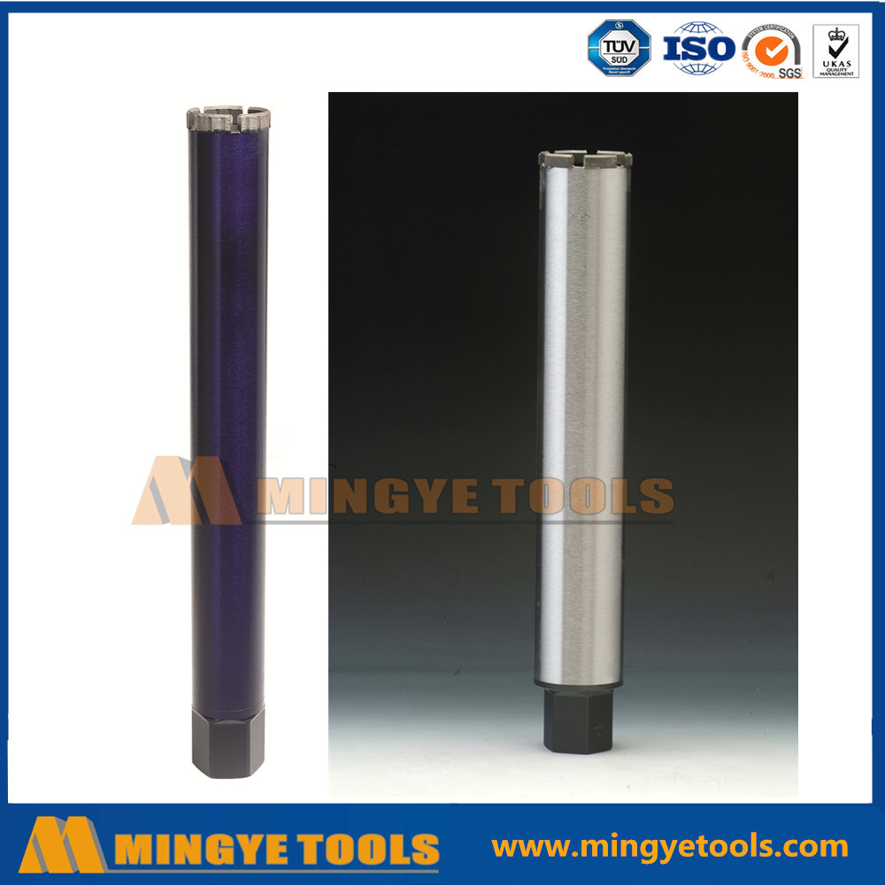 Core Drill Bit, Diamond Core Bit, , Core Bit, Drill for Concrete
