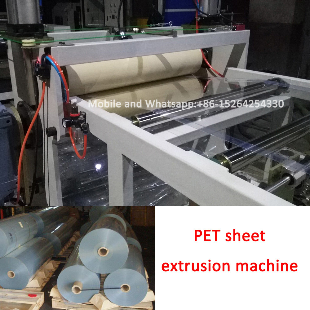 Pet Sheet Extrusion Machine