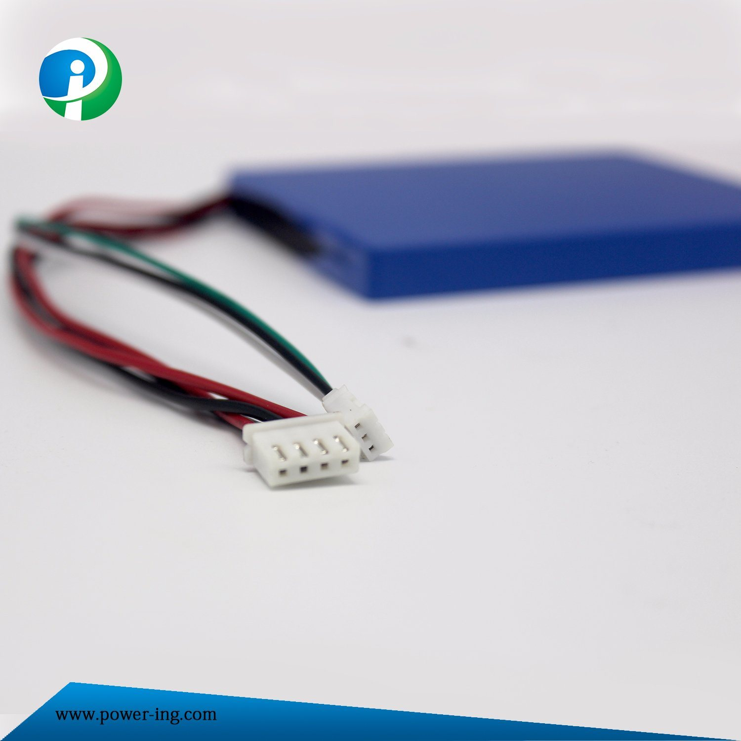 High Quality Lightweight Li-ion Battery Packs with Polymer Cell for Bank Equipment