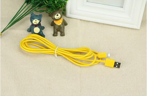 Colorful Charging Data Cable Apple iPhone Android Mobile Phone