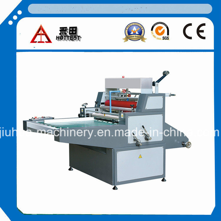 Kfm-1020 Window Manual Water-Based Film Laminating Machine