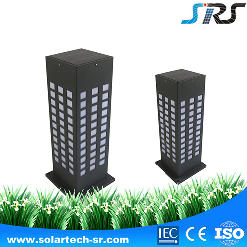 Super High Lumen Chinese Style Outdoor Landscape LED Integrated Solar Garden Light