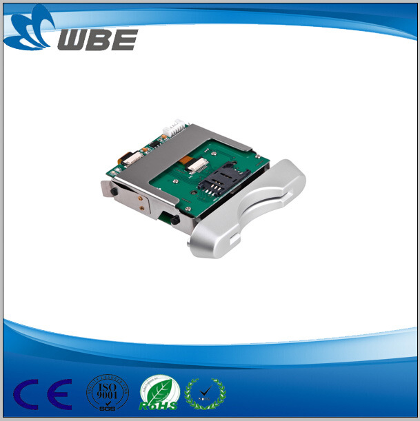 Manual Half- Insertion IC/RFID Card Reader Writer