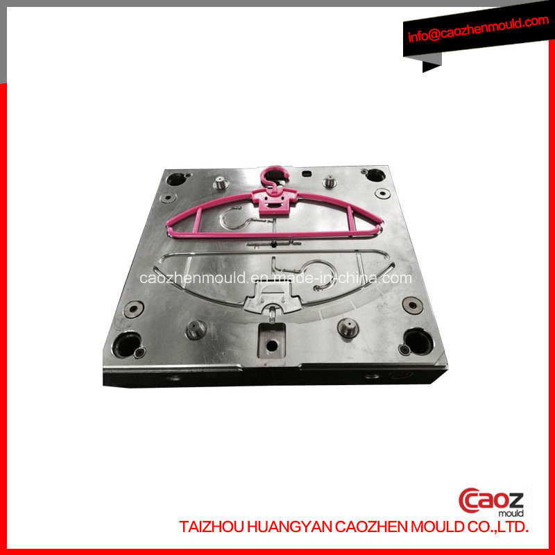 High Quality Plastic Clothes Hanger Mould in China