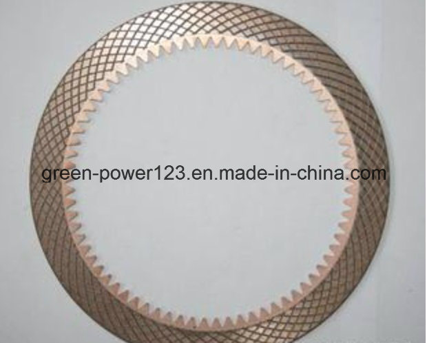 Excavator Accessories Brake Friction Plate
