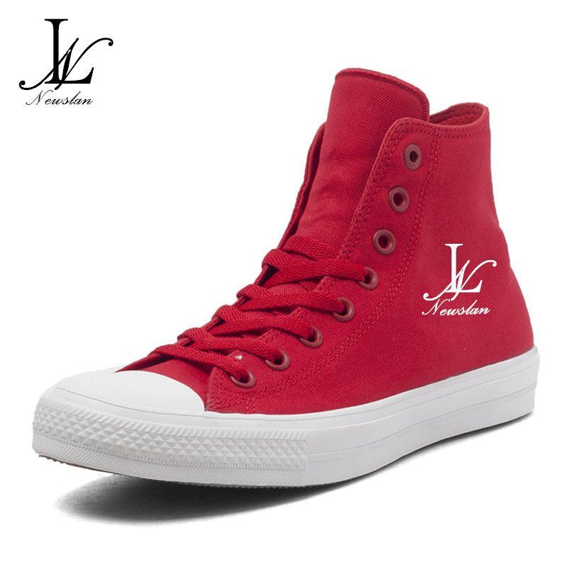 High Top Classic fashion Canvas Shoes (CAN-003)