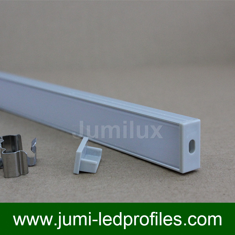 Hot LED Profile for LED Strips 16mm Width
