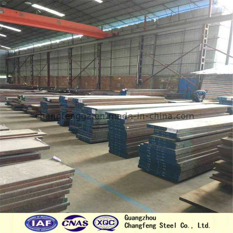 1.6511/40CrNiMo/SAE4340/SNCM439 Alloy Steel for Mechanical Round Steel