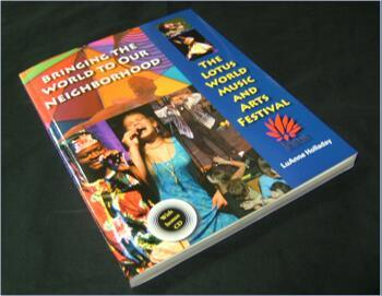 Four Color Book Printing for Company Products