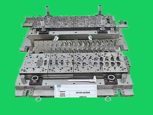 High Precision Stamping Die Pressing Tooling, Competitive Puching Mould
