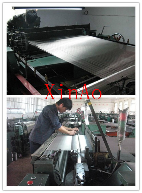 2mesh-300mesh Stainless Steel Wire Mesh Ss 304 Ss316