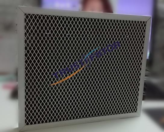 Activated Carbon Ceramic Ozone Filter