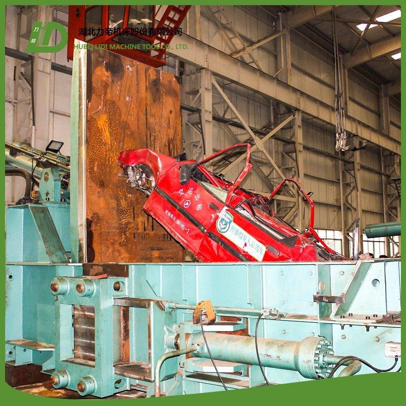 Tc-E30 Scrap Metal Baler Packing Machine