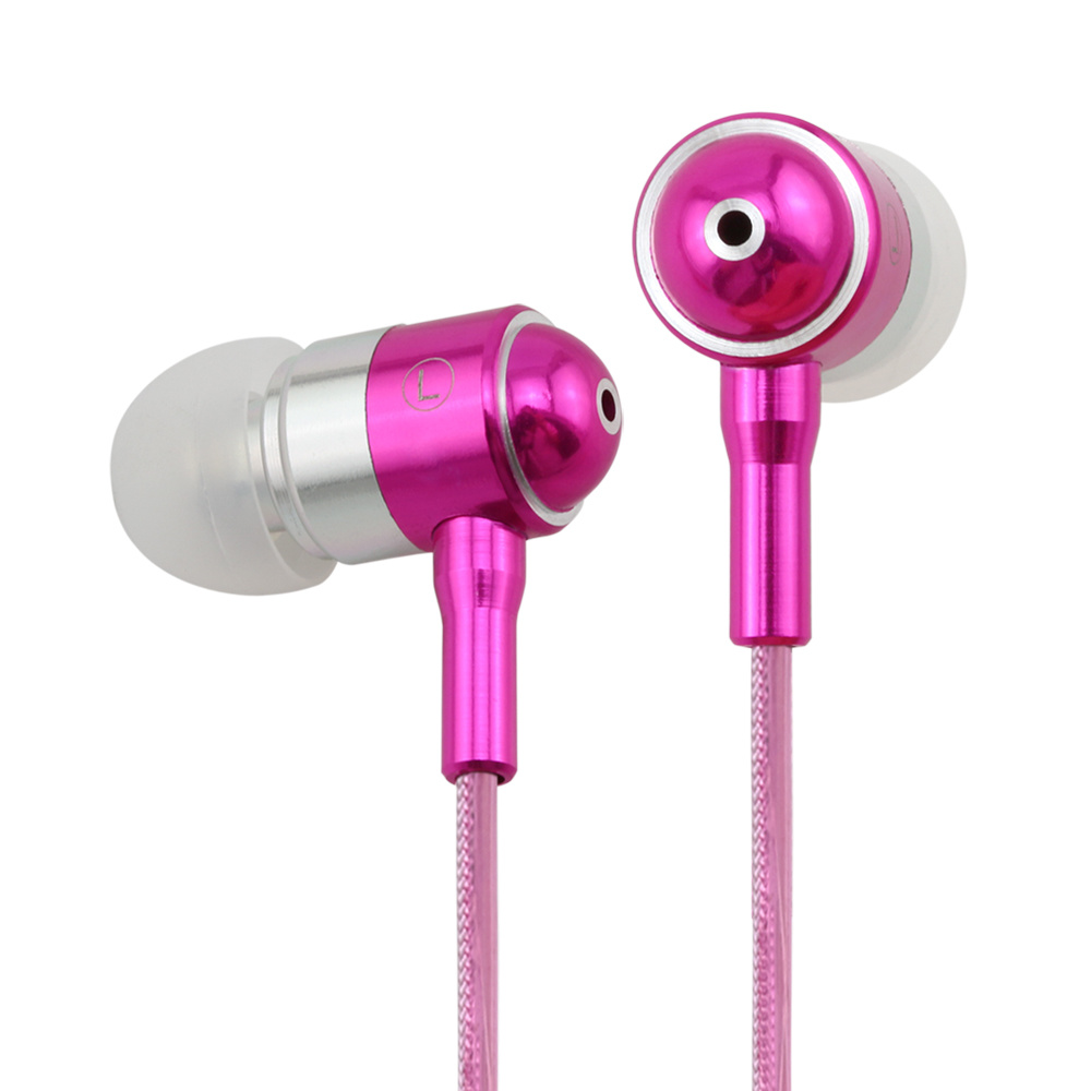 2017 Newest Durable Cord Industrial Noice Sound Cancelling Earphone
