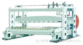 Professional Veneer Slicing Machine in Good Quality