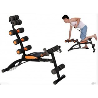 TV Shopping Products 6 in 1  Ab Trainer Six Pack Care