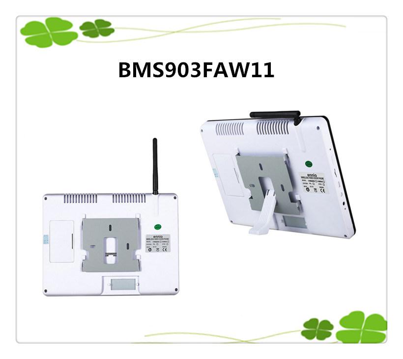 9 Inch Wireless Video Doorbell, Family Doorphone Bell