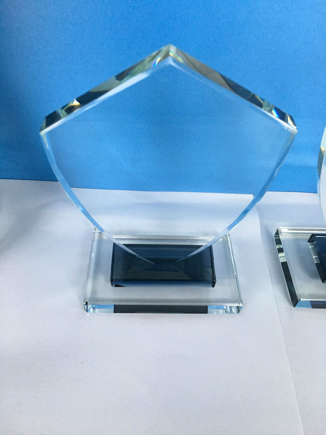 Fwgt-01 Jude Glass Trophy
