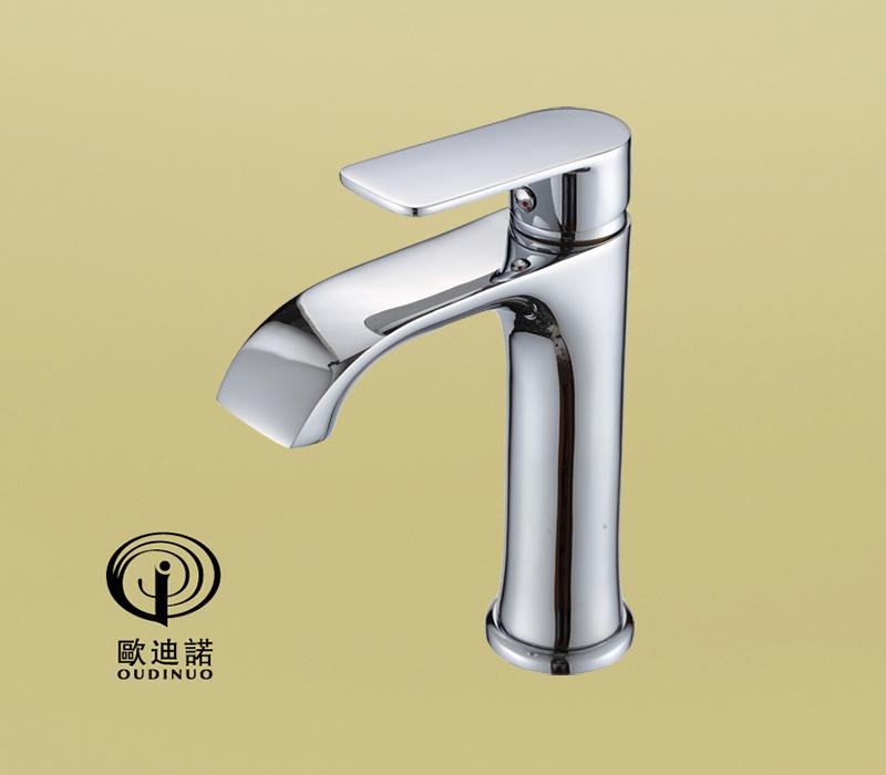 New Design Brass Material Single Handle Basin Faucet 70051-1