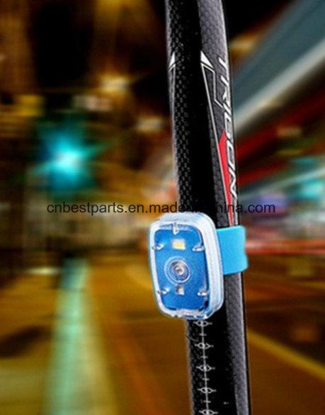 Rechargeable Bike Light Running Light