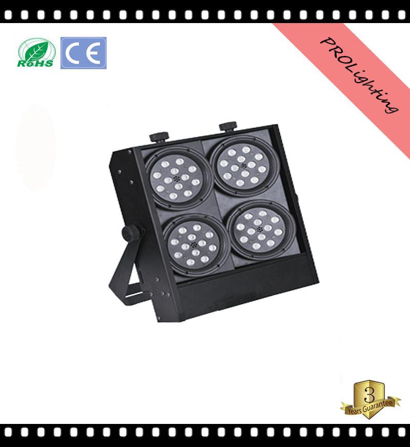 48PCS*3W 4 Head LED Audience Blinder Light Stage Light