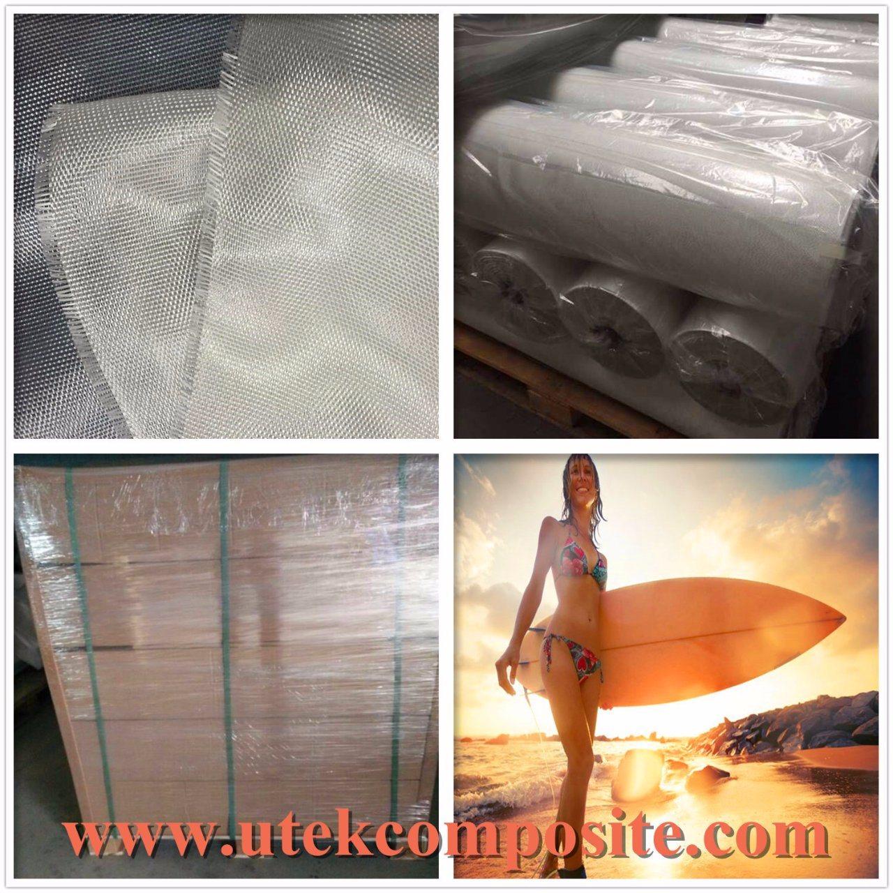 7534 Warp Enhanced Glass Fiber Surfboard Cloth
